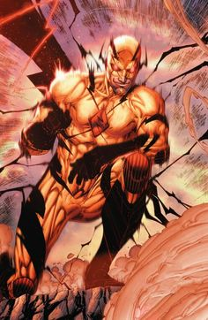 the reverse flash will destroy you- your future and your past