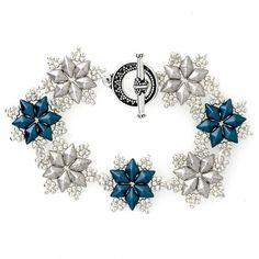 Crystal Cascade Bracelet, Alt 1