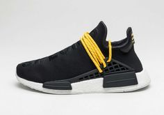 These Pharrell x adidas NMD Colorways Launch Next Week.