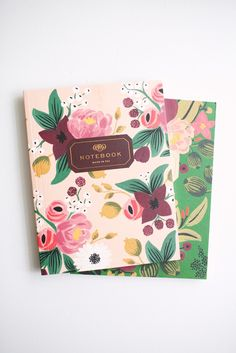 Stationery - Vintage Notebook by Rifle Paper Co. – RH Signature Co.