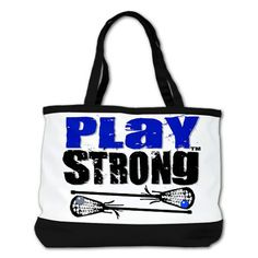 Play Strong® Lacrosse Stylish Classic Shoulder Bag