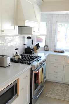 White Kitchen Renovation and Design