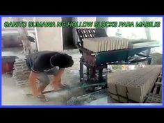GANITO GUMAWA NG HOLLOW BLOCKS PARA MABILIS - YouTube Construction Business, Brick, Youtube, Bricks, Youtubers, Youtube Movies