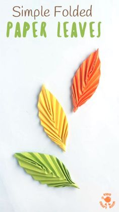 Arts And Crafts For Adults, Easy Arts And Crafts, Crafts For Kids To Make, Arts And Crafts Projects, Autumn Crafts For Adults, Fall Paper Crafts, Paper Folding Crafts, Paper Crafts Origami, Simple Paper Crafts