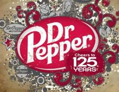 Dr Pepper is my guilty pleasure! Though I love the diet, I have recently started to indulge on the 10 manly calories of Dr Pepper Ten! (Don't tell anyone, but ladies, you can drink that one too!)