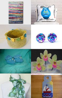The World of Color by Susan Harris on Etsy--Pinned with TreasuryPin.com