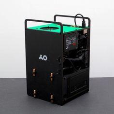 Teenage Engineering custom computer.