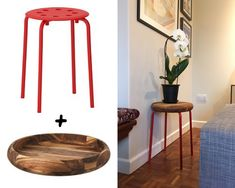 Ikea hack Marius Saklig I found this match made in design heaven: MARIUS + SAKLIG #ikea #ikeahack
