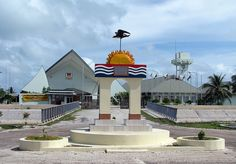 Parliament House, South Tarawa, Kiribati