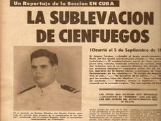 La sección En Cuba, de la revista Bohemia, marcó la diferencia respecto a los medios nacionales, al ofrecer detalles sobre el levantamiento popular armado en Cienfuegos.
