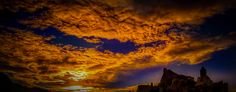 Photo Dramatic sky over Tbilisi by John Wright on 500px