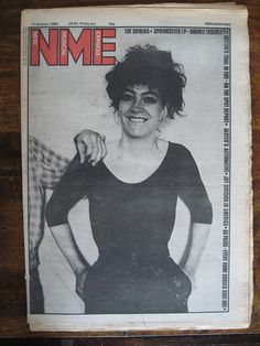 NME Au Pairs 11th October 1980 by Massivemidget, via Flickr