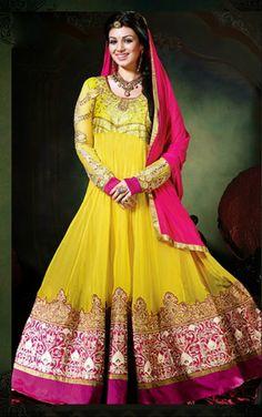 Ayesha takia Anarkali/Gown