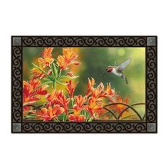 Rusty Gate Matmate Doormat by Magnet Works, Ltd.. $20.00. Non-slip recycled rubber backing with a non woven polyester face.. Weatherproof for indoor/outdoor use.. Rusty Gate MatMate.. MAIL15953 Features: -Material: Recycled rubber.-With a non woven polyester face.-Weatherproof.-For indoor/outdoor use.