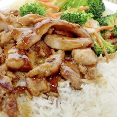 Terrifically teriyaki chicken