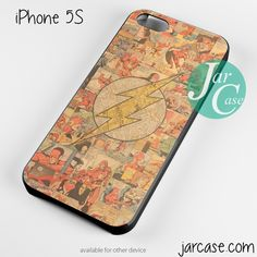 the flash collage Phone case for iPhone 4/4s/5/5c/5s/6/6 plus