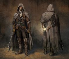 Arno Dorian outfit in Assassin's Creed Unity - Dead Kings DLC