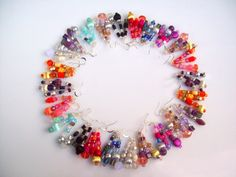 #beaded earrings    share .. repin .. like