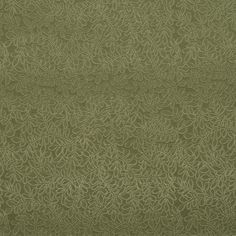 Sage Green Small Vine Leaf Texture Soft Microfiber Velvet Upholstery Fabric