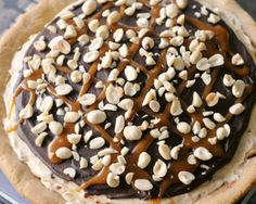 Chocolate Peanut Torte Recipe | The Daily Meal