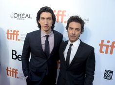 """Adam Driver Photos Photos - (L-R) Actor Adam Driver and director Shawn Levy attend the """"This Is Where I Leave You"""" premiere during the 2014 Toronto International Film Festival at Roy Thomson Hall on September 7, 2014 in Toronto, Canada. - """"This Is Where I Leave You"""" Premiere - Red Carpet - 2014 Toronto International Film Festival"""
