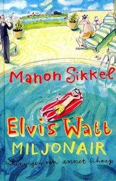 Elvis en zijn moeder hebben het niet breed. Op zijn verjaardag krijgt Elvis van de rijke meneer Spoek miljoenen euro's. Wat wil deze man van hem en waarom wil zijn moeder niets van het geld weten? Vanaf ca. 9 jaar.