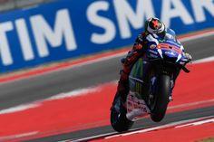 MISANO - Hasil Kualifikasi MotoGP San Marino 2016. Jorge Lorenzo berhasil…