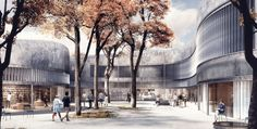 Gallery of Herzog & de Meuron Win First Place in New Neue Galerie Building Competition - 5