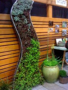 wonderful vertical planter