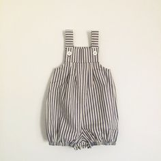 Hey, I found this really awesome Etsy listing at https://www.etsy.com/uk/listing/262225344/grey-stripe-vintie-overalls