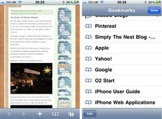 How To Pin Images To Pinterest From TheiPhone - Simply The Nest. It works and is so simple to do.