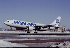 Airbus A300B4-203 aircraft picture