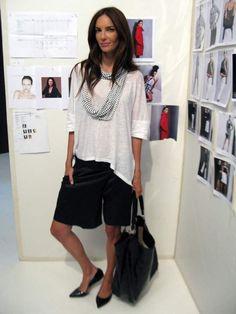 UNA GRAN INSPIRACIÓN: El estilo de Eugenia Silva