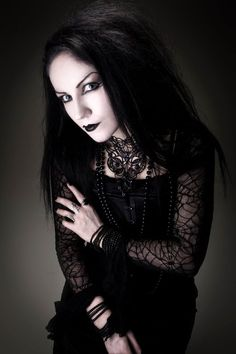 Model: Ella AmethystPhoto: Barrington Grant Welcome to Gothic and Amazing |www.gothicandamazing.org