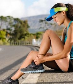 Our resident coach Hillary Kigar shares a simple exercise you can do twice a week on each leg to help prevent pesky shin splints.