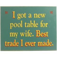 Funny Billiard Parlor and Pool Room Signs $18