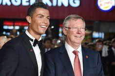 """""""Cristiano Ronaldo era um mergulhador"""", revela Alex Ferguson http://angorussia.com/desporto/cristiano-ronaldo-era-um-mergulhador-revela/"""
