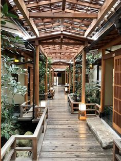 saved by - Japanese Style House, Traditional Japanese House, Japanese Interior Design, Japanese Architecture, Beautiful Architecture, Architecture Design, Dream Home Design, House Design, Architectural Elements