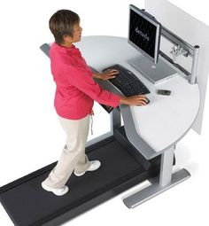 I totally want this for at work...since I sit at a desk 95% of my day!