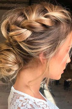 Chic Updos for Blonde Hair picture 1