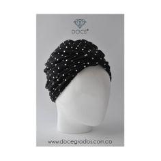 Tocado Polka Holga #Turban #Turbante #Cancer #Fashion