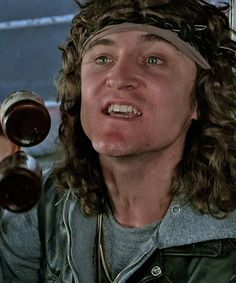 "David Patrick Kelly as Luther, in ""The Warriors"". ""Warriors, come out to play-ay! Warriors, come out to play-eyay!!"""