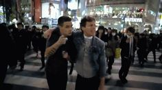 Liam and Louis in OWOA