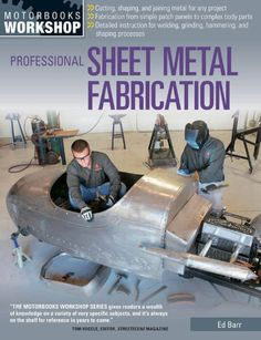 Professional Sheet Metal Fabrication is the number-one resource for sheet metal workers old and new. Join veteran metalworker Ed Barr as he walks you...