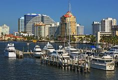 Downtown and the beach - Fort Lauderdale Condo Report.  Hot Market.