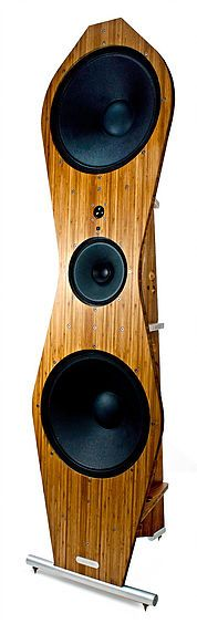 High End Full Range Loudspeakers and  Amplifiers from Canada