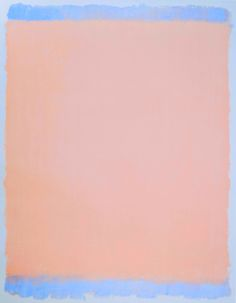 dailyrothko:  Mark Rothko, untitled, 1969