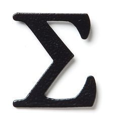 Embellish Your Story Sigma Greek Alphabet Magnet - NuMercy.com