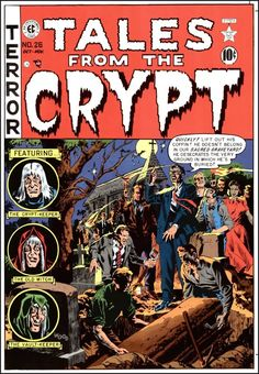 Tales From the Crypt # 26
