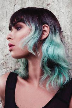 Hair: Giorgio Parrivecchio / Styling: Chlab Artistic Team / Make up: Deborah Leonardi / Photo: Michele Scimè / Products: Wella